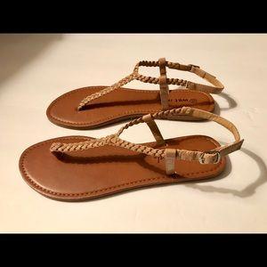 Wet Seal Size 10 Sandals!
